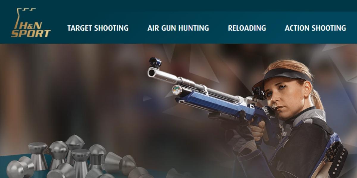 H and N Airgun Pellets