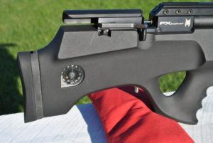 Pre Owned FX Bobcat MK1 .22 Caliber