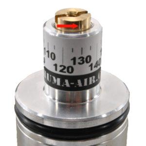 Huma Air Pressure Adjustment