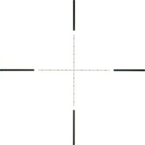 Leaper UTG 9 TRE Reticle