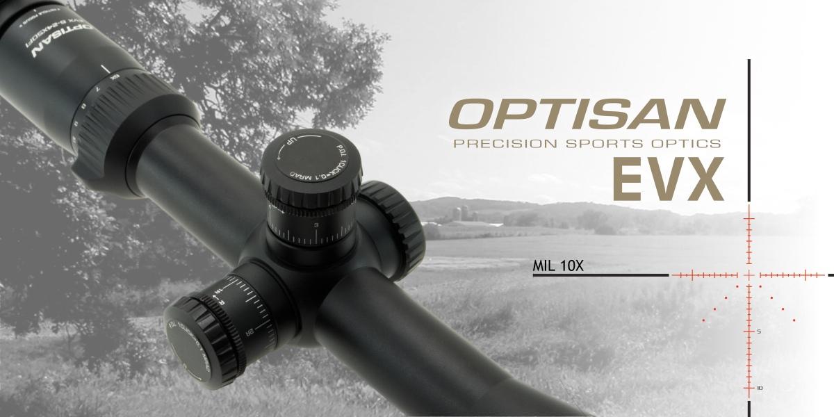Optisan Optics EVX