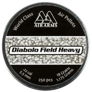 Air Arms Field Heavy 18 grain pellet