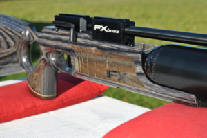 FX Airguns Boss .30 Cal Laninate