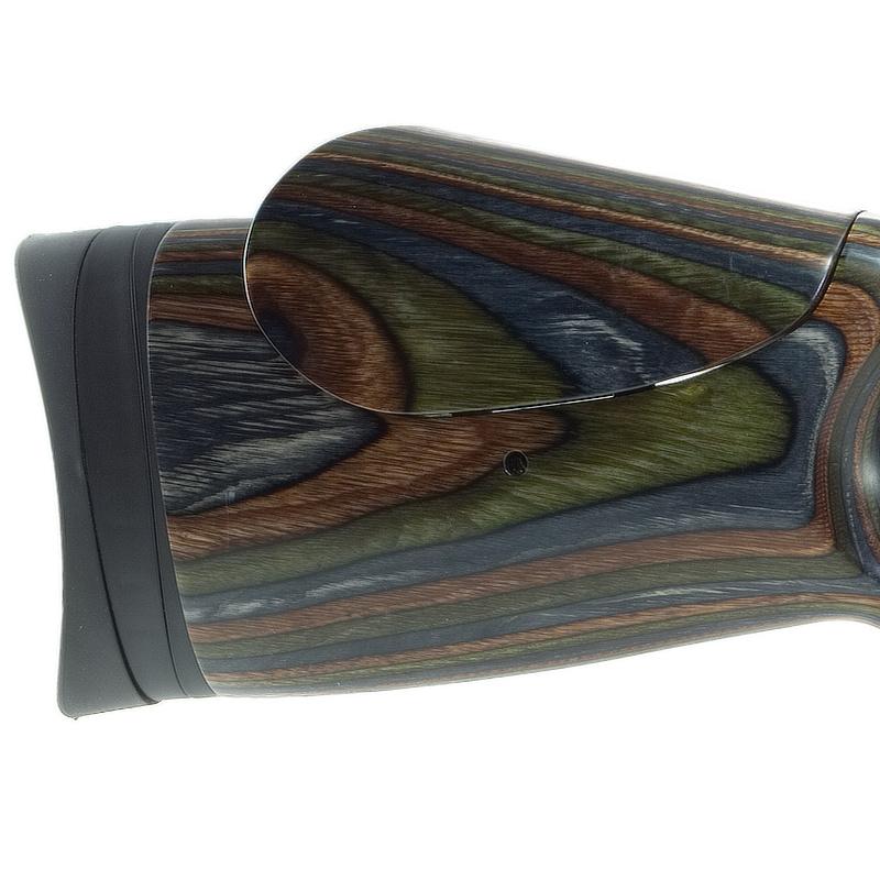 Green Laminate: FX Airguns Crown Green Laminate .25