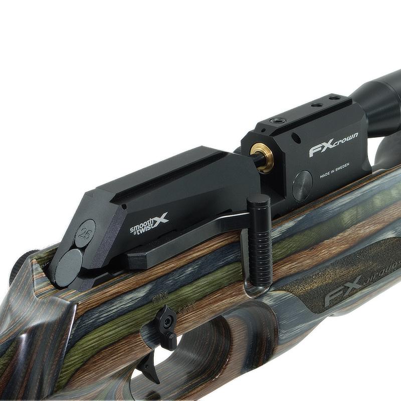 FX Airguns Crown  25   Trenier Outdoors
