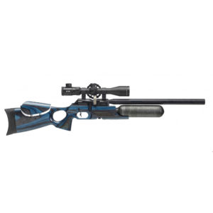 FX Airguns Crown Sapphire Blue Laminate .25 Caliber