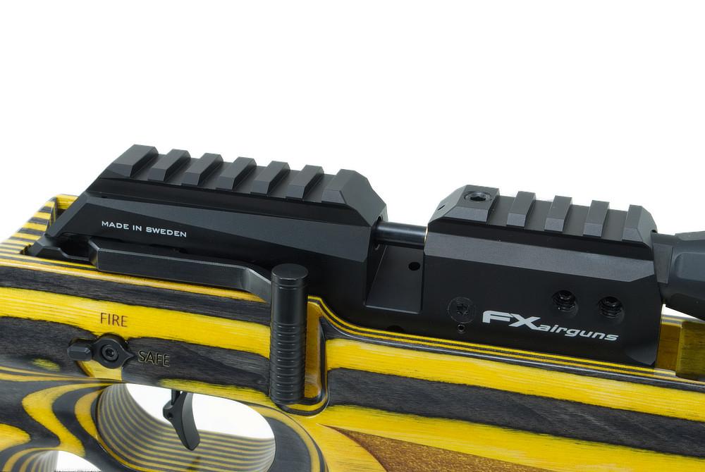 FX Airguns Crown Continuum,  25 Yellow | Trenier Outdoors