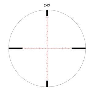 Athlon Optics ATMR Reticle 24X