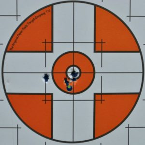 Air Arms S510 Sight In