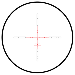 Hawke AMX Reticle