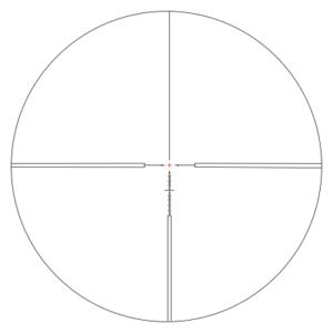 MTC Optics Connect AMD Reticle