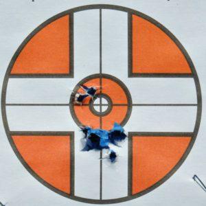 Daystate Renegade at Trenier Outdoors Target