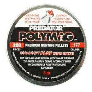 Predator Pellets Polymag .177