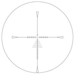 MTC Optics SCB2 Pro Reticle