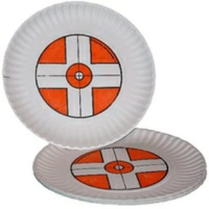 Paper Plate Targets