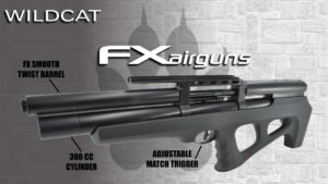 FX Airguns Wildcat at Trenier