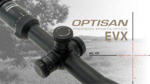 Optisan Optics at Trenier Outdoors