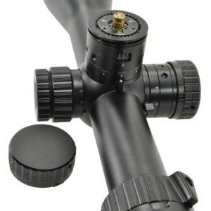 MTC Optics Viper Pro Remove Turret Cap